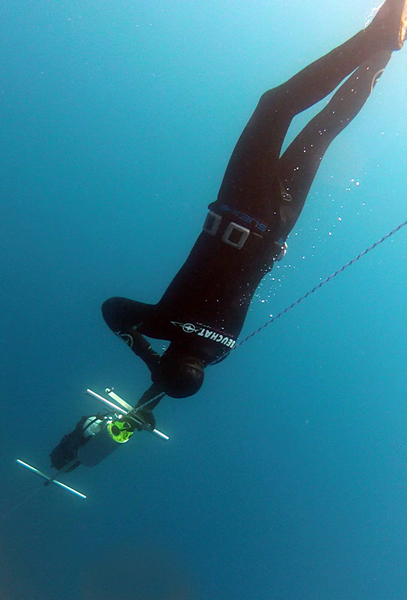 No Limit @ Free-Diving.de