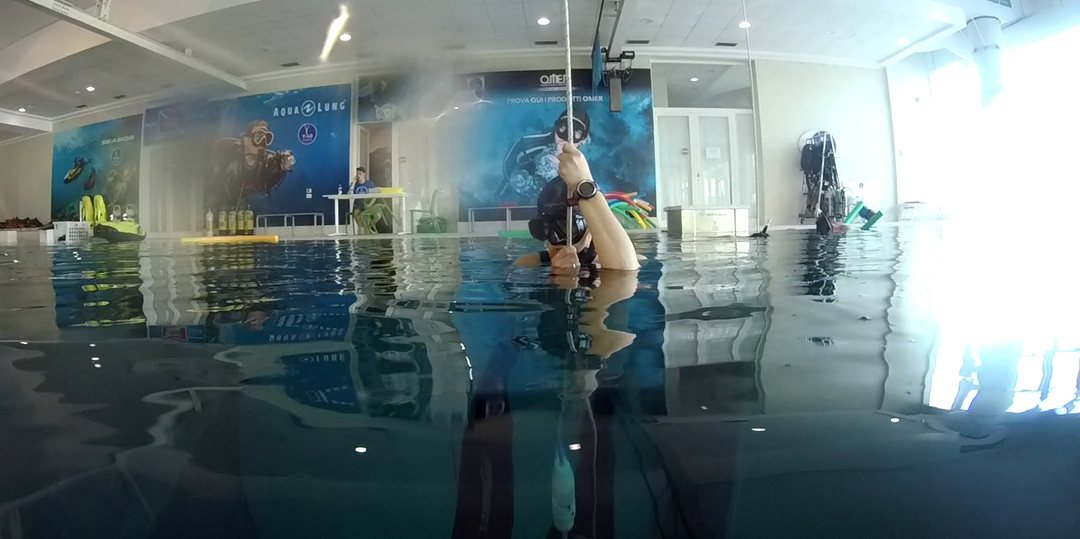 Freediving im Y-40 @Free-Diving.de