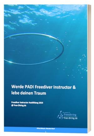 Werde PADI Freediver Instructor & lebe deinen Traum