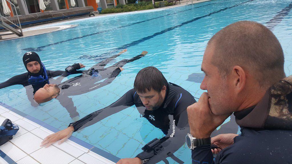 Zeittauchen @ Free-diving.de